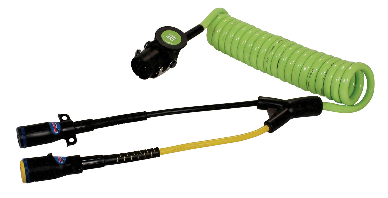 Adapter 1-spirala 15-Pin / 7-Pin