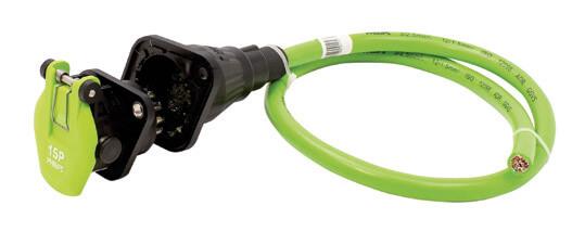 Gniazdo 15-Pin QCS® STA-DRY® PERMAPLUG™